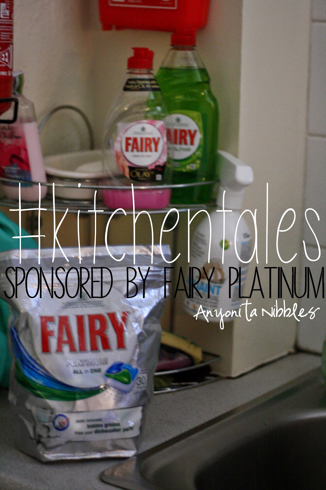 Fairy Platinum sponsor of #kitchentales from Anyonita Nibbles