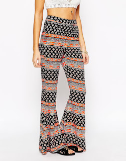 http://www.asos.com/kiss-the-sky/kiss-the-sky-flare-trouser-in-print/prod/pgeproduct.aspx?iid=5075373&clr=Multi&SearchQuery=flare&pgesize=36&pge=0&totalstyles=340&gridsize=3&gridrow=9&gridcolumn=1