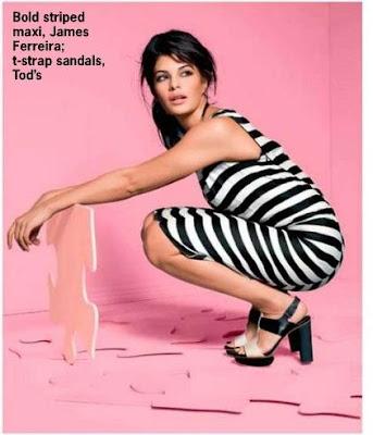 Jacqueline fernandez hot photoshoot for cosmopolitan india magazine mar 2013