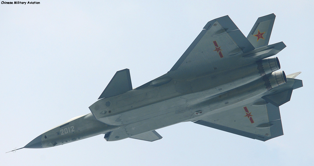 Chengdu J-20 Stealth Fighter - Page 4 J-20_2012e