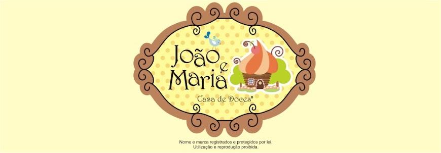 João e Maria Casa de Doces