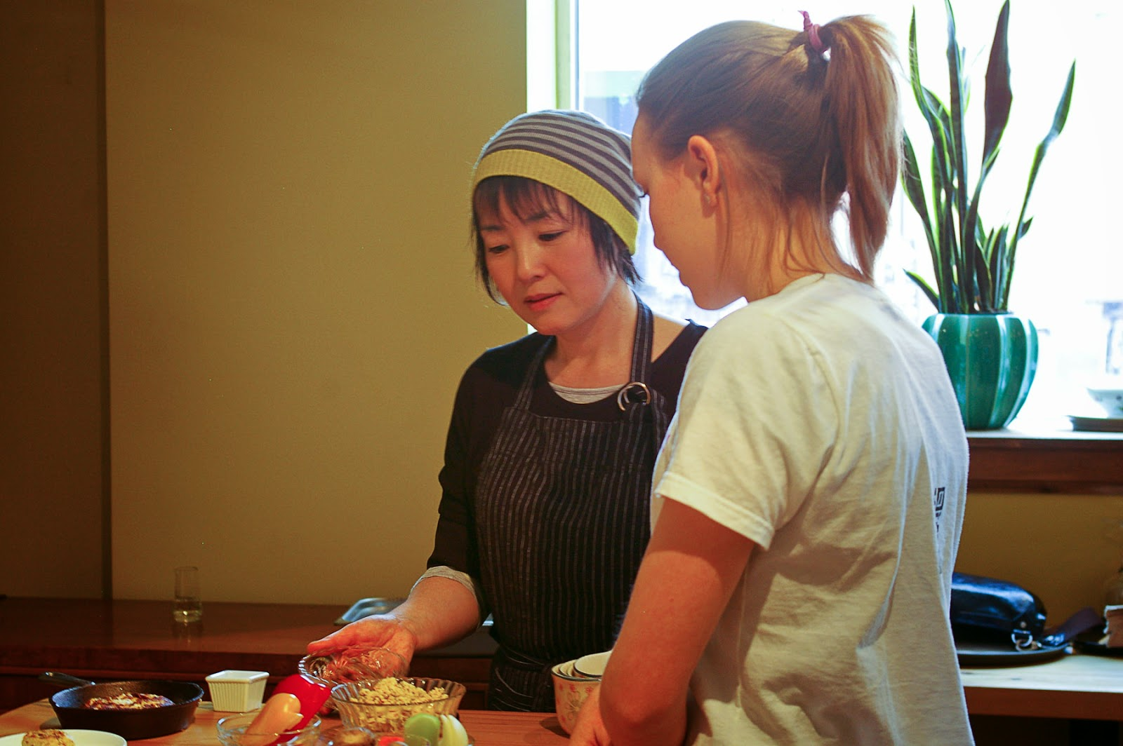 Yumiko Kobayashi Facebook Chef Yumiko Kobayashi Helps