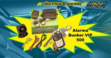 Alarma Bunker VIP 500