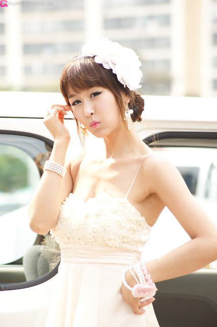 4 Seo Yoon Ah for Nissan Cube-very cute asian girl-girlcute4u.blogspot.com