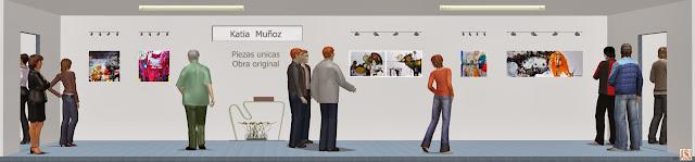 """<img src=""""http://4.bp.blogspot.com/-kGgsILy0ZWc/UrYcUGdGbeI/AAAAAAAASCQ/l5-1WifCdTs/s1600/sala-de-exposicion-virtual-de-katia-mu%C3%B1oz.jpg"""" alt=""""sala de exposicion virtual de pinturas de Katia muñoz""""/>"""