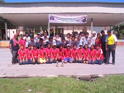 Pasukan sofbol Sibu pada tahun 2008 semasa di Kejohanan Sofbol MSS Sarawak di Bintulu