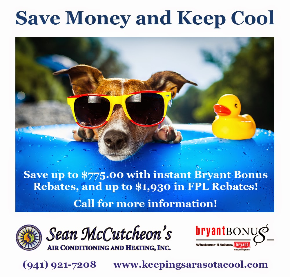 save money on sarasota air conditioning