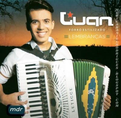 Luan e Forró Estilizado - foto divulgação mdr - Música da Minha Vida