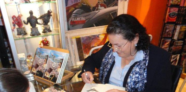 Pilar Alberdi