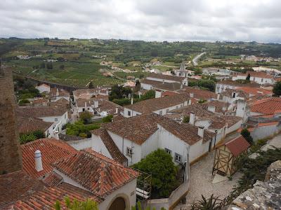 Casas e muralhas