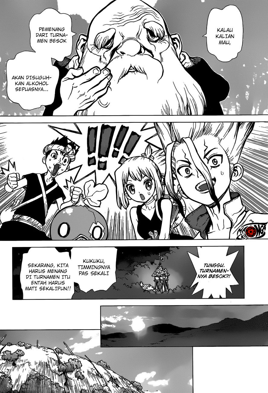 Dr. Stone Chapter 33-10
