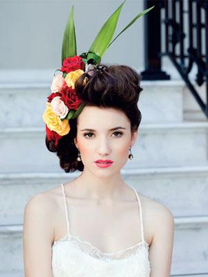 peinados+accesorios+novias