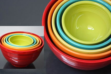 DISHing with HLCCA: Bowls: P86 Fiesta®