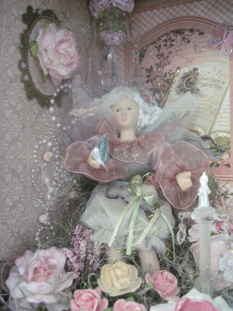 Captured Fairy inside