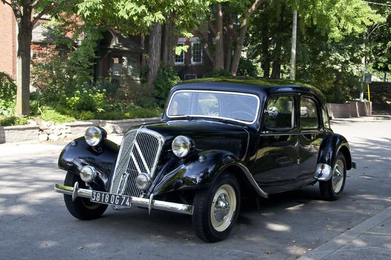 Oxi+Custom FAB WHEELS DIGEST FWD Citroen Traction Avant 11B CV 1934 57