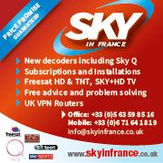 Sky In France