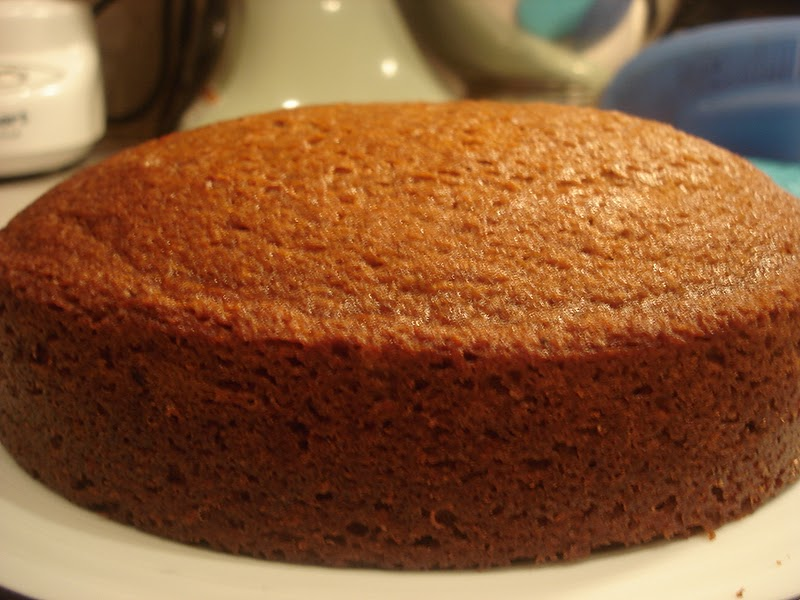 Honey Cake (makes two 9 inch cakes)