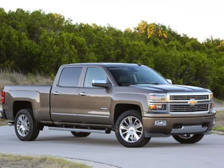 2014 Chevrolet Silverado High Country Rugged Luxury