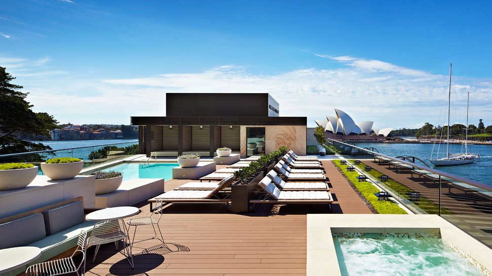 Escape To Paradise Park Hyatt Sydney New South Wales