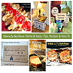 Party On The Porch:   Home & Away -Tips, Recipes & How To