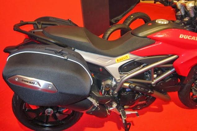 New Ducati Hyperstrada