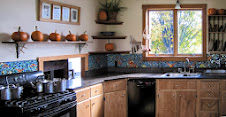 Farm Kitchen Mosaic Backsplash