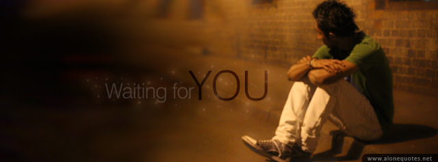 waiting for you facebook cover photo