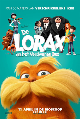 Download The Lorax 2012 DVDRip