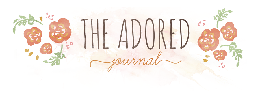The Adored Journal