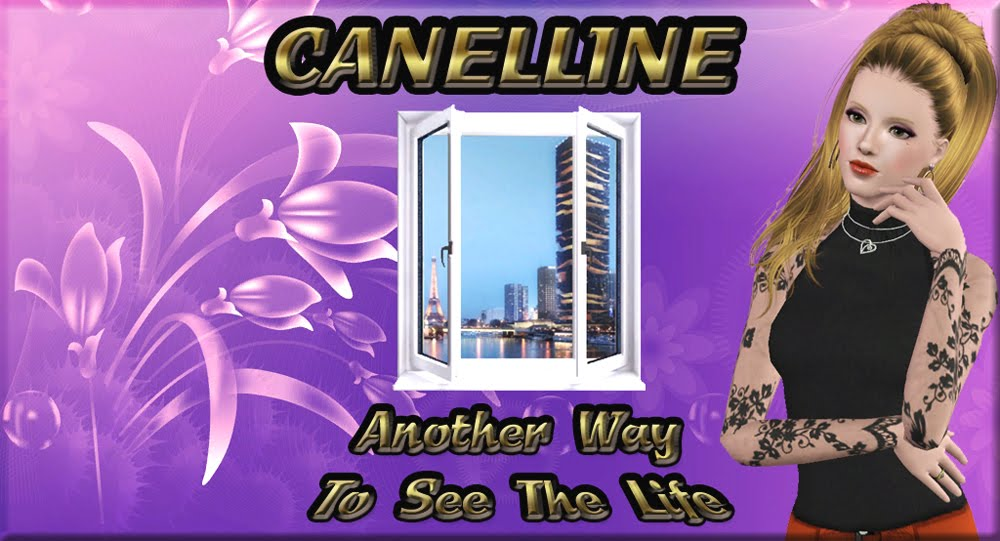 Canelline - Sims 3 - Download the difference