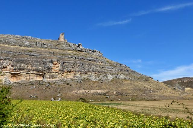 Torre Melero, La Riba de Escalote, Soria