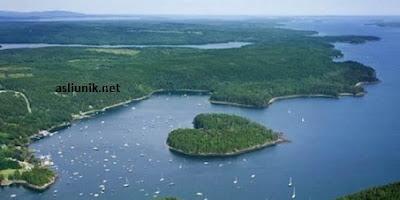 pulau harbor amerika serikat