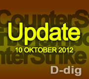 Update Counter Strike 10 Oktober 2012