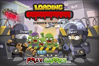 لعبة زومبى 2015 اون لاين لعب مباشر Zombie game