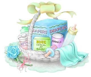Cestas de regalos para bebes