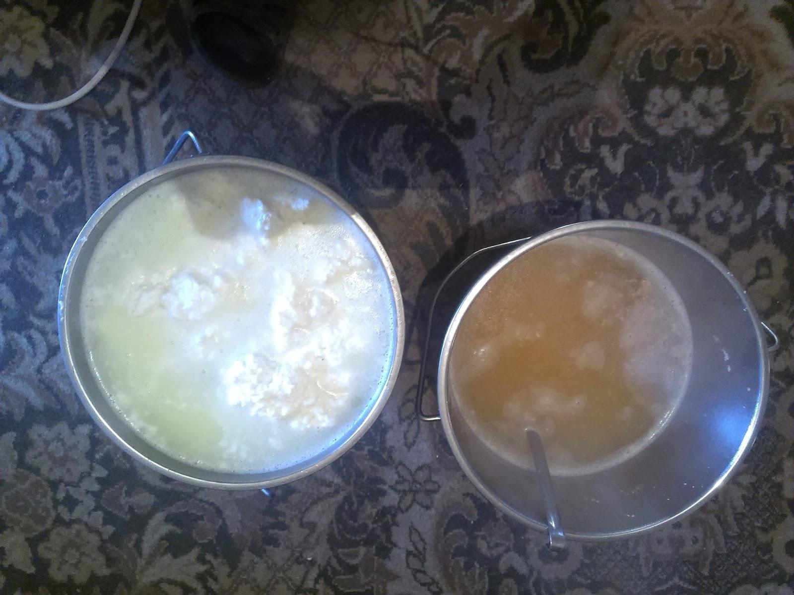 Как сделать кислое молоко в домашних условиях в духовке