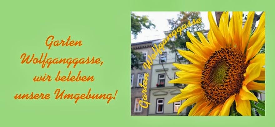 Garten Wolfganggasse Wien-Gaudenzdorf