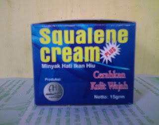 Squelene Cream