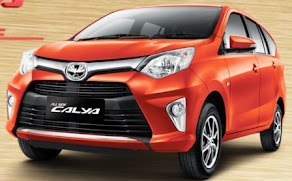 Toyota Calya Dp 15 Jutaan