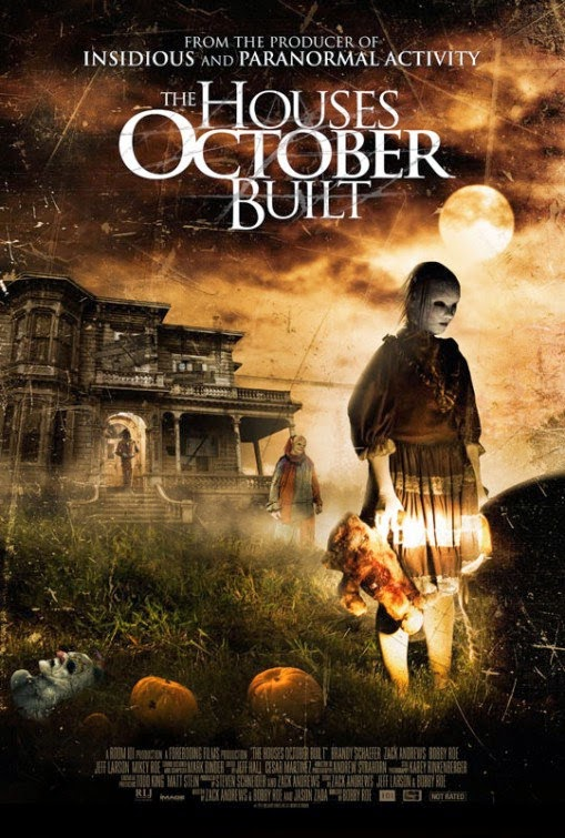 poster The Houses October Built Legendado