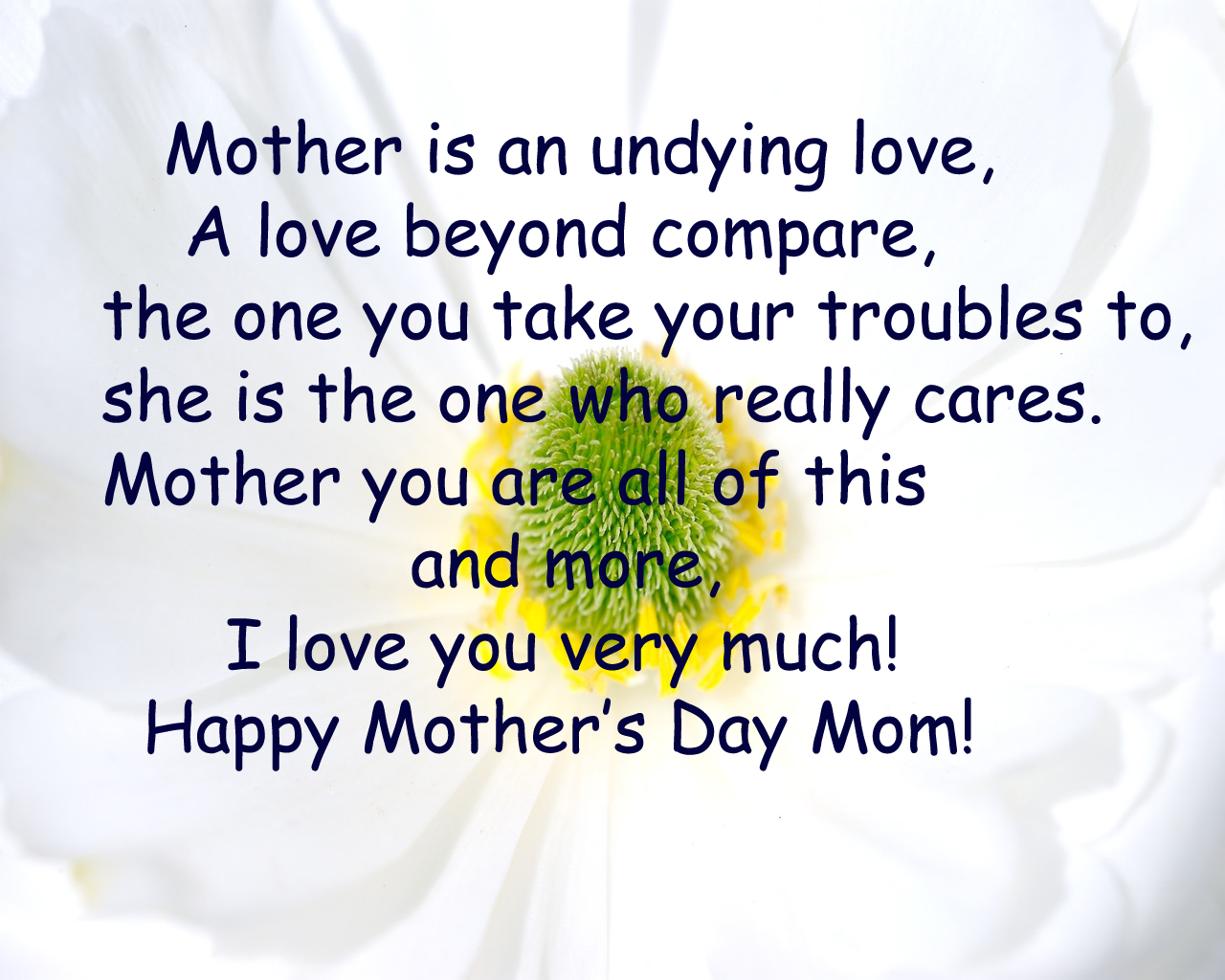 Mother day quotes in spanish bible quotesgram for Mothers day quotes and sayings