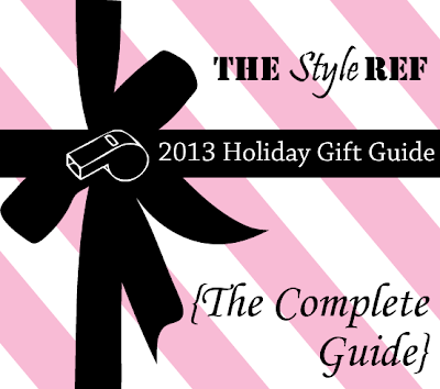 The Style Ref's 2013 Holiday Gift Guide for Sports Fans