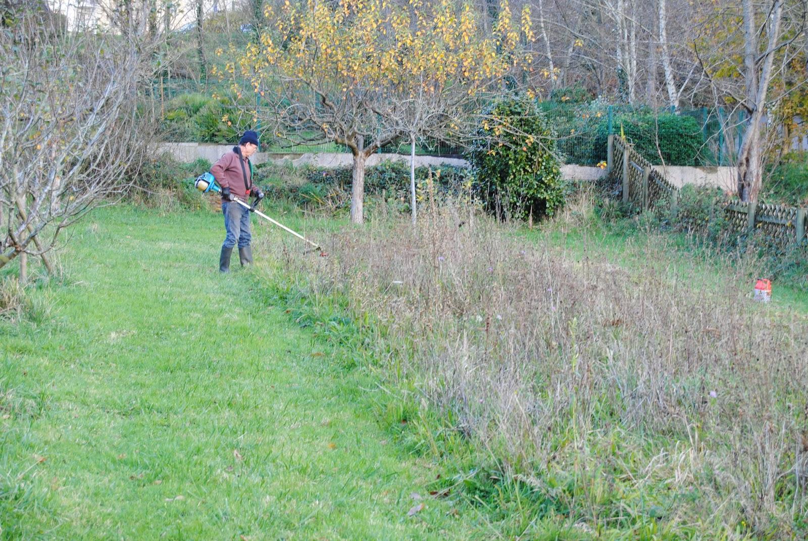 Horti quimper une journ e au vallon for Entretien jardin decembre