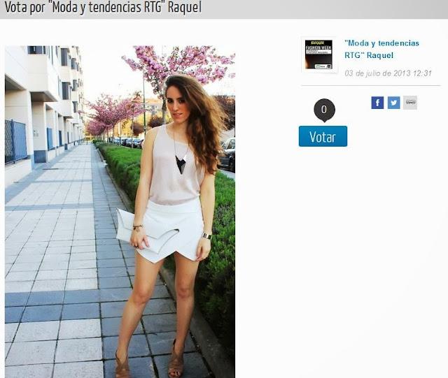 concurso blog moda