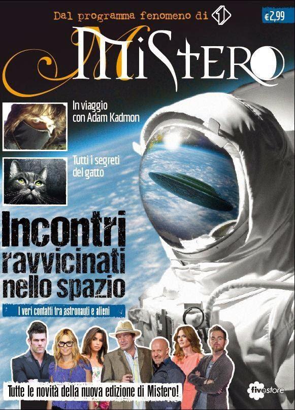 Numero 12 Magazine Mistero