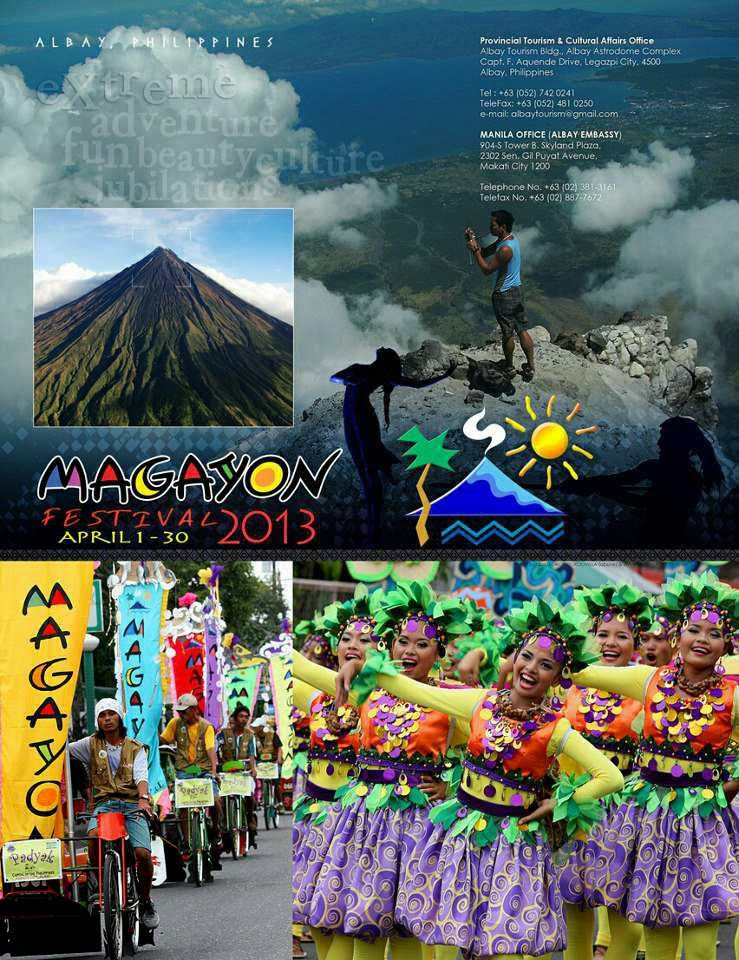 Albay's ad @ Smile Cebu Pacific Airlines February-March 2013 issue