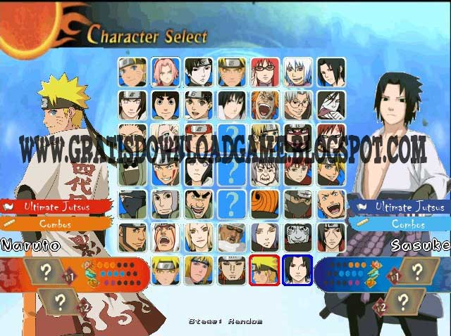 naruto mugen game download free