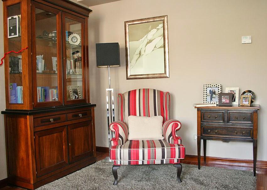 Diariodeco7: Rincón de lectura de nuestra casa2