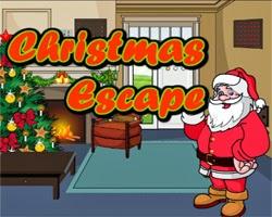 Juegos de Escape Christmas Escape