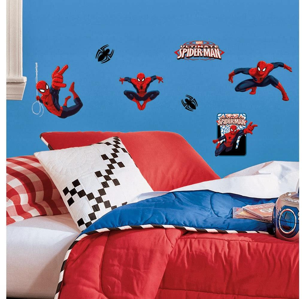 desain kamar anak laki laki lebih sederhana dan natural